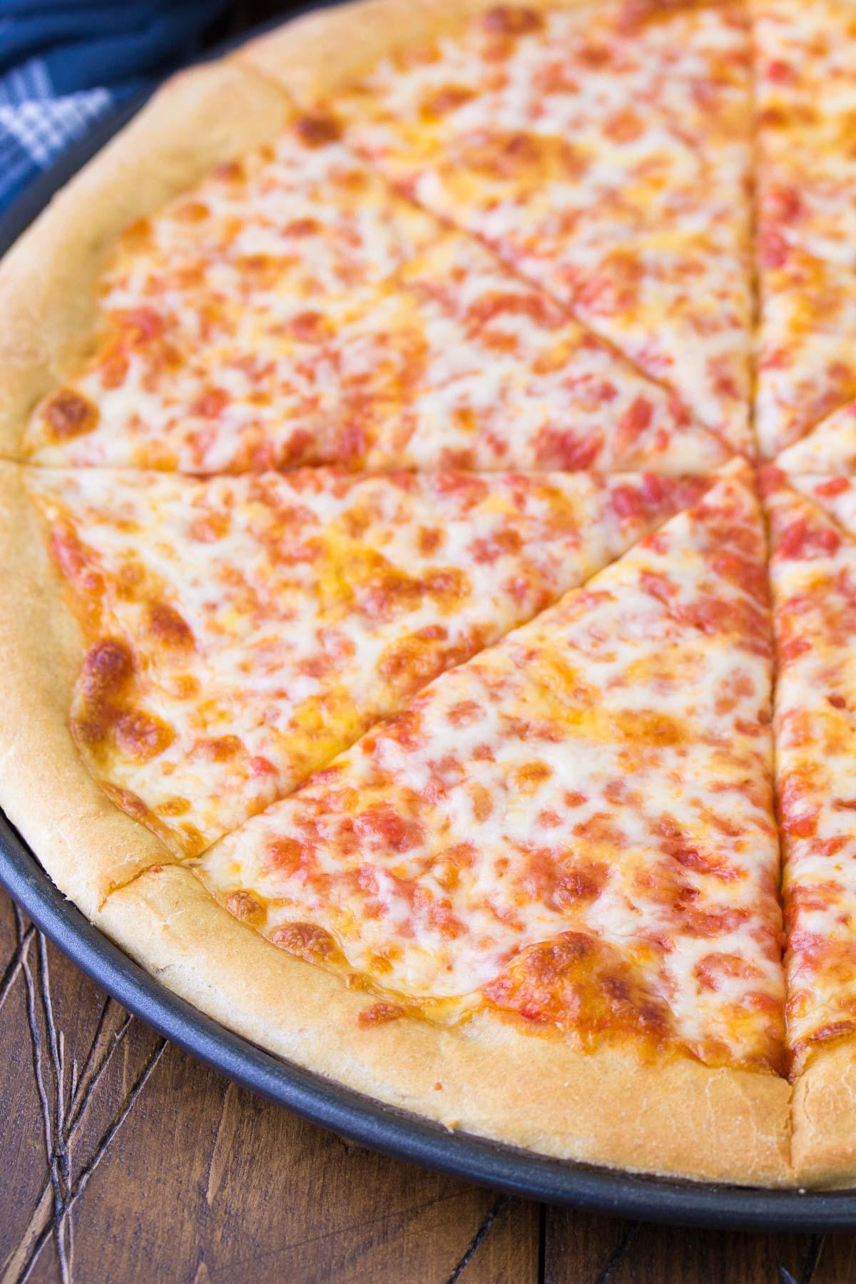 Whole Wheat Pizza Dough Recipe Best Easy Pizza Crust
