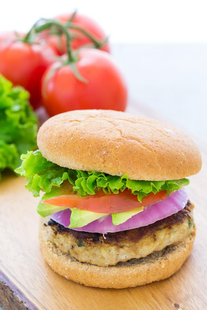 Turkey Burger Recipe Juicy Flavorful Easy Recipe