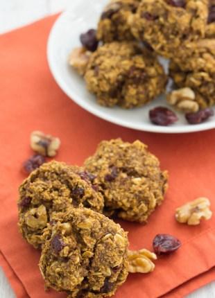 Pumpkin Breakfast Cookies (Gluten-Free)   Kristine's Kitchen