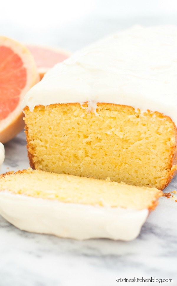 sliced ricotta cake with frosting ready to eat
