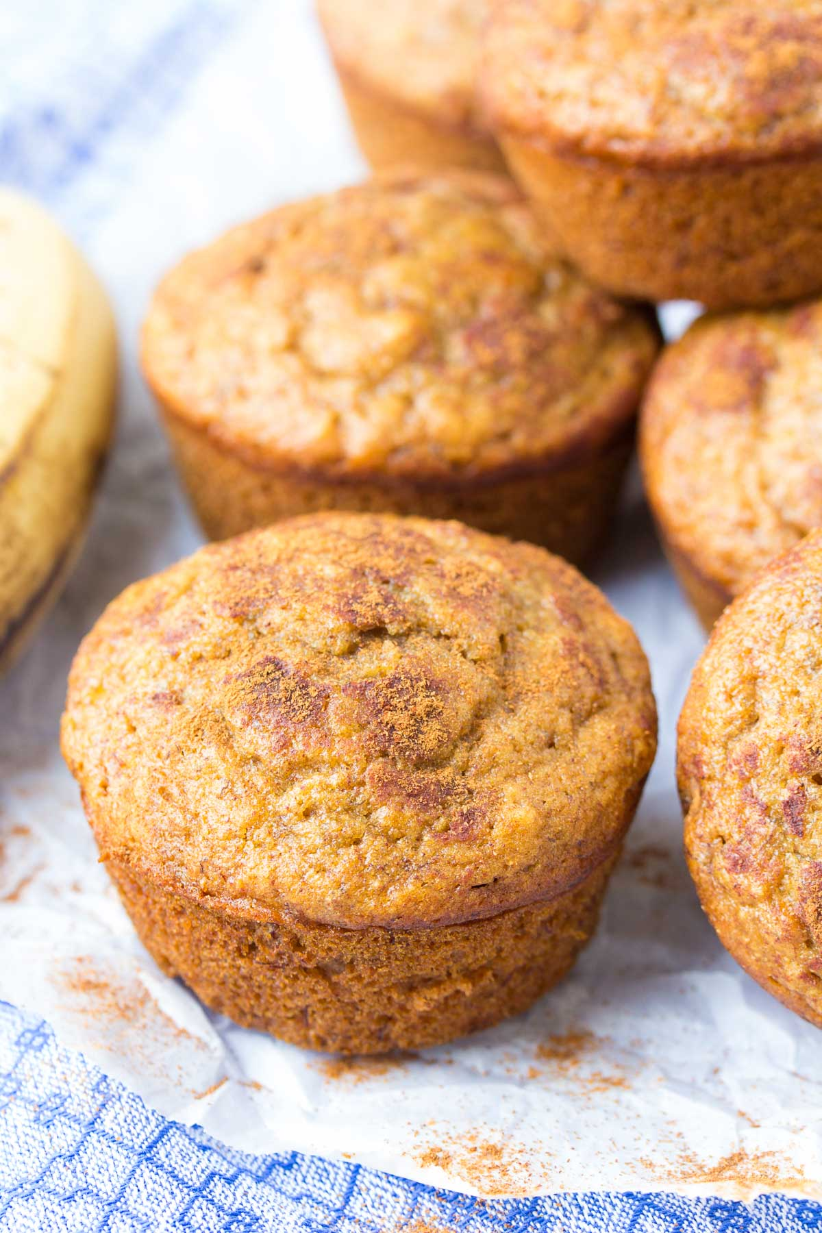 Best Healthy Banana Muffins Easy One Bowl Recipe