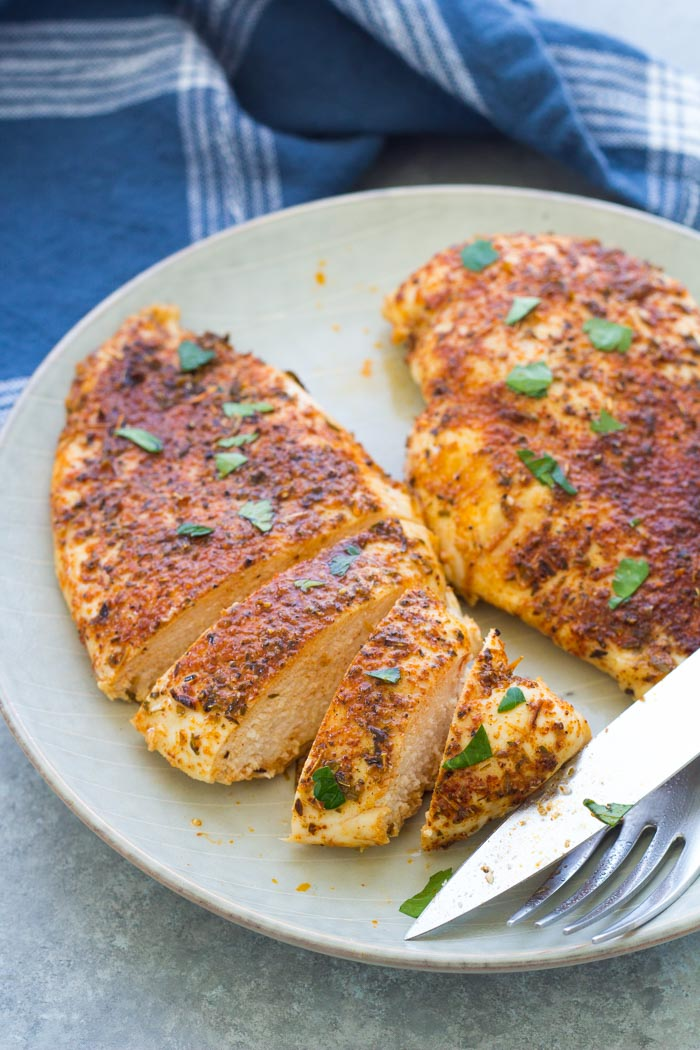 How To Cook Healthy Chicken Breast Recipes