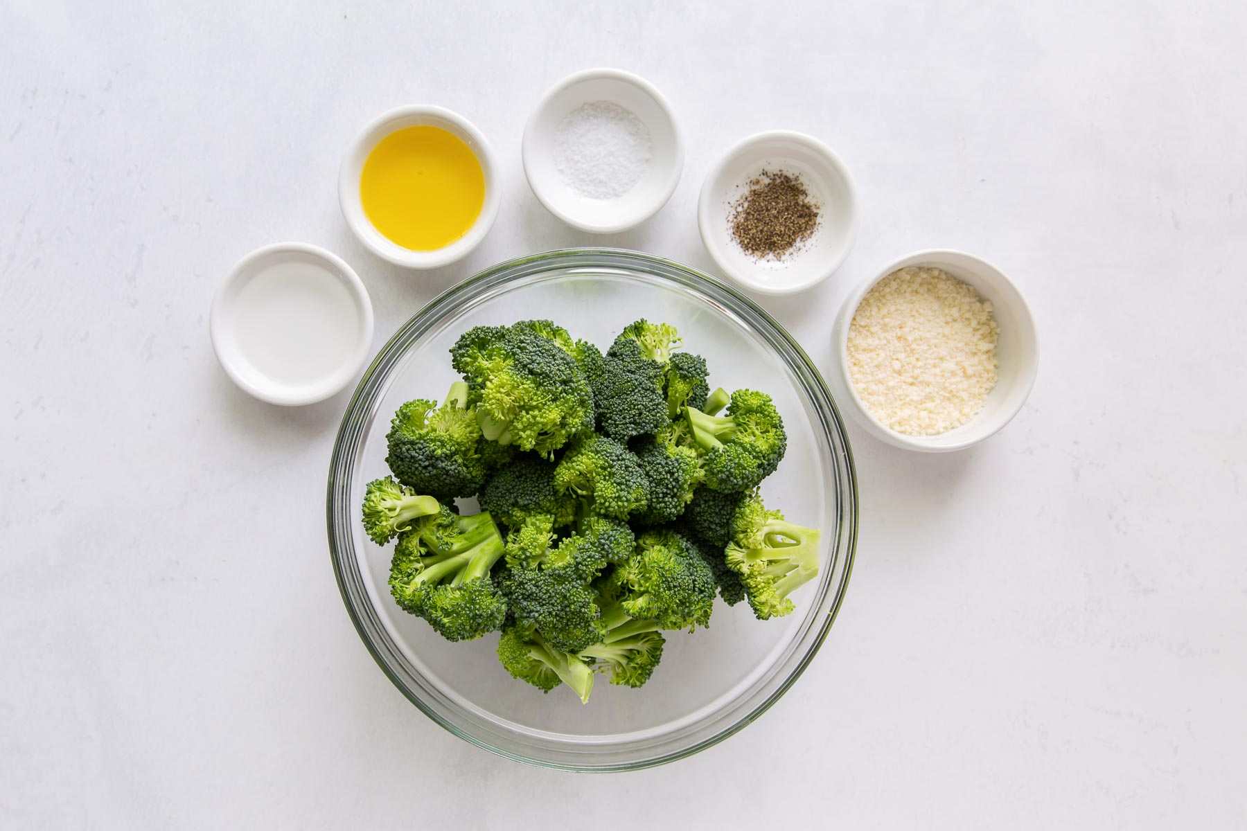 ingredients for air fryer broccoli recipe