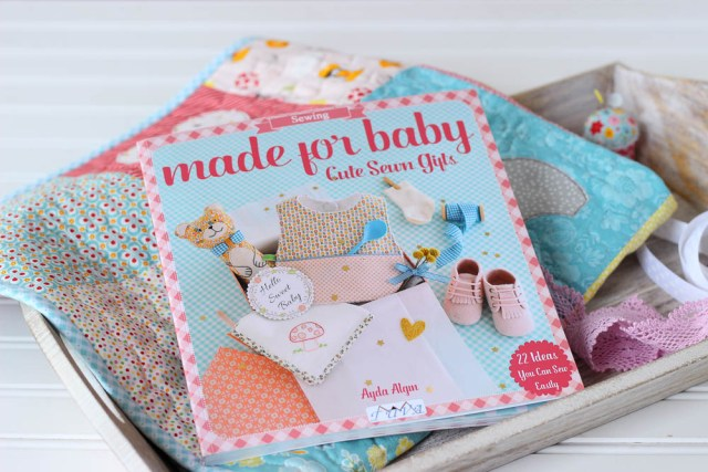 made for baby cute sewn gifts