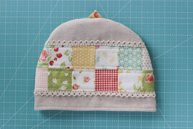 Tea cozy tutorial and pattern kristinesser.com