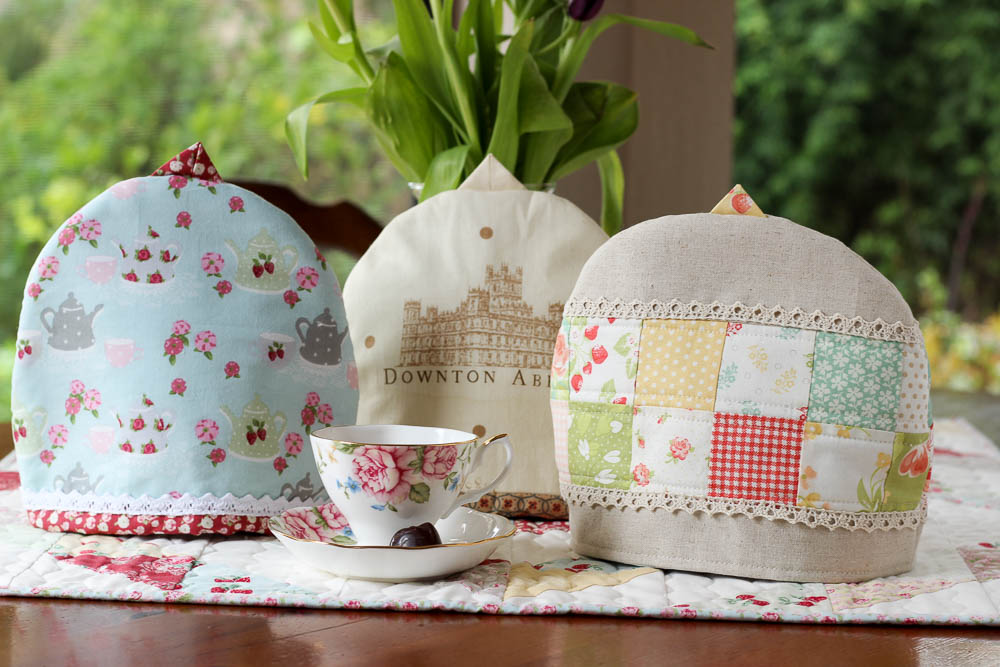 Free Tea Cozy Pattern And Tutorial Simple Handmade Everyday