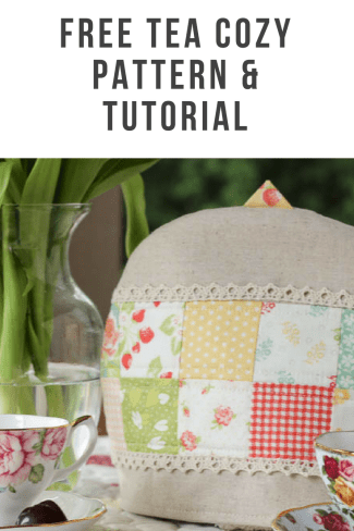 Free Tea Cozy Pattern and Tutorial - Simple. Handmade. Everyday.