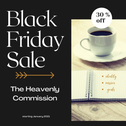 coffee mug, journal, table, Black Friday sale