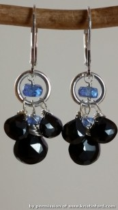 tri-black-cluster-earrings
