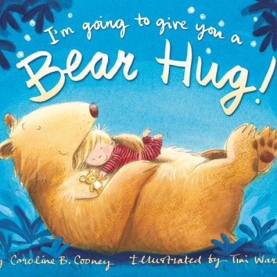 I'm Going to Give You a Bear Hug … and a free book!