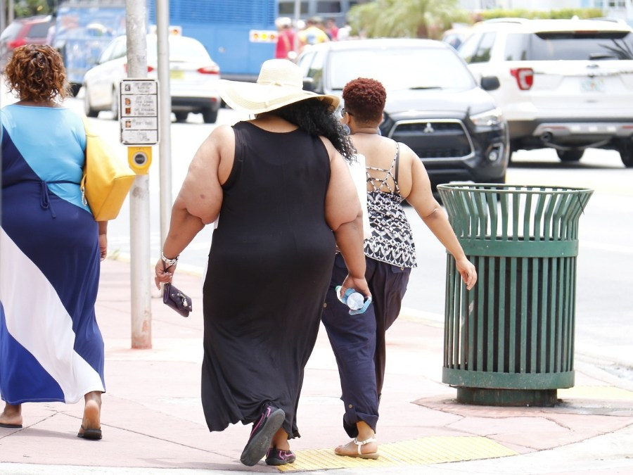 The Obesity Paradox Exists