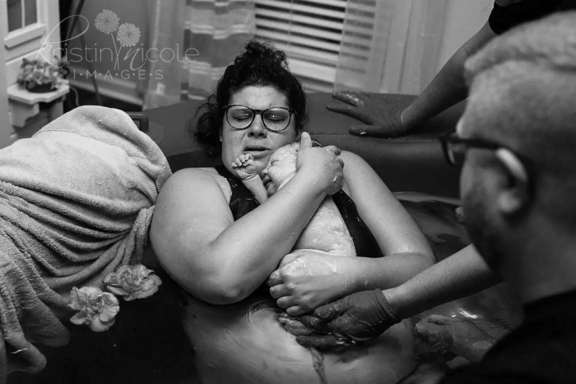 Salisbury MD Birth Photographer