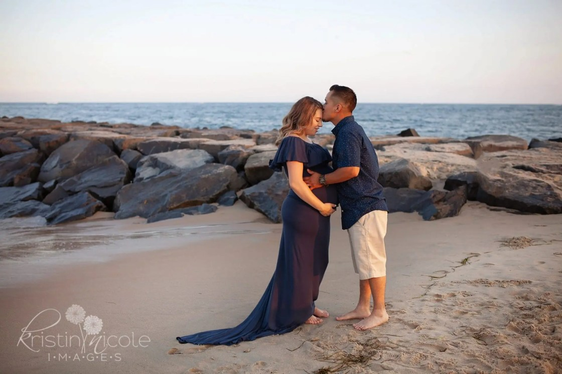Ocean City MD Maternity Photographer