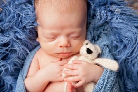 Salisbury Maryland Newborn Photography