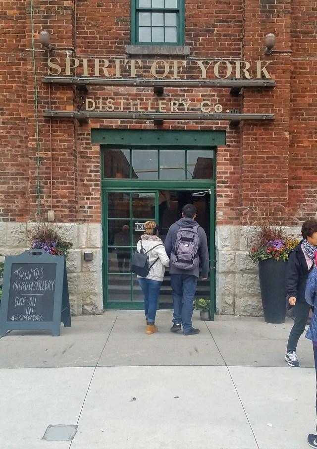 Spirit of York Distillery