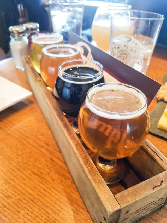 whetstone station beer flight