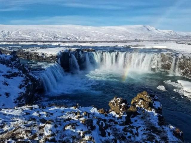 Free Iceland flights