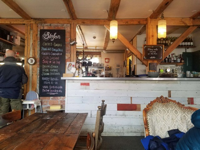 Stofan Cafe Reykjavik