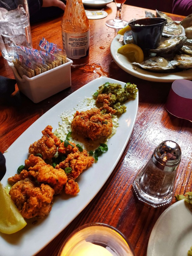 Crescent City Brewhouse, Fried Alligator, New Orleans
