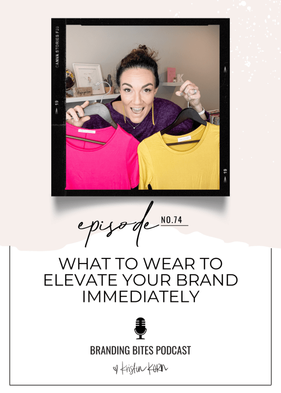 What To Wear To Elevate Your Brand Immediately = what to wear on camera