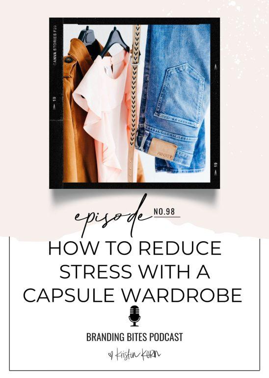 color capsule wardrobe