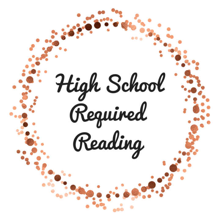 Books That I Read in High School (Required Reading)