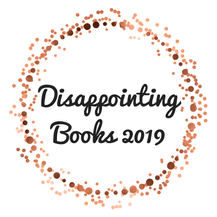 The Most Disappointing Books I Read in 2019