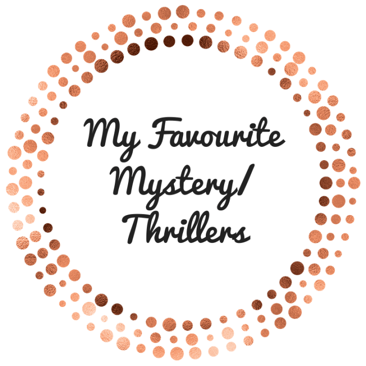 My Favourite Mystery/Thrillers