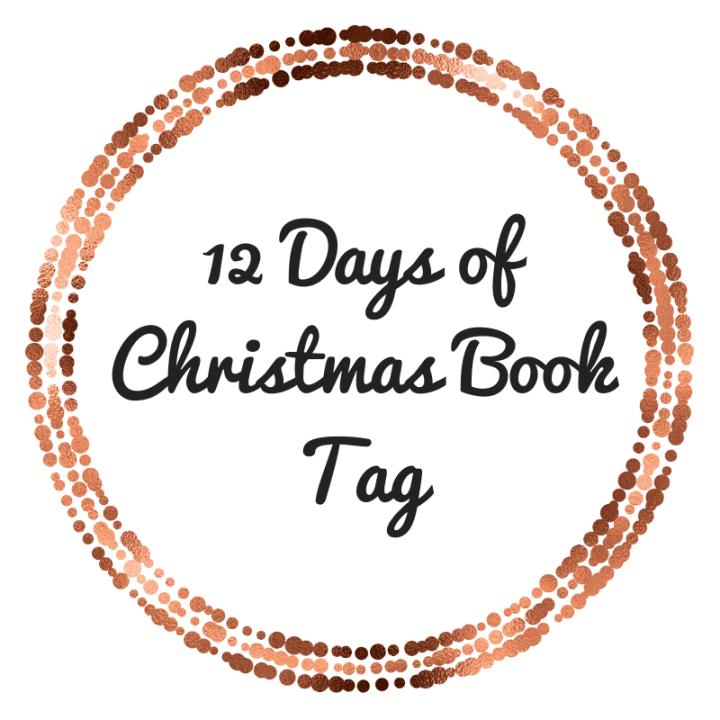 12 Days of Christmas Book Tag