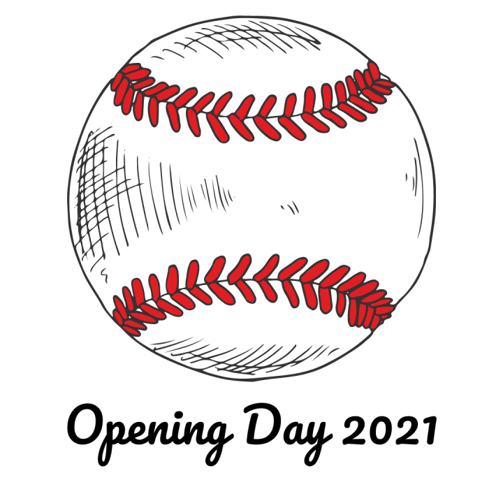Opening Day 2021 | I Read Four Baseball Books