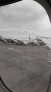Air New Zealand in Auckland