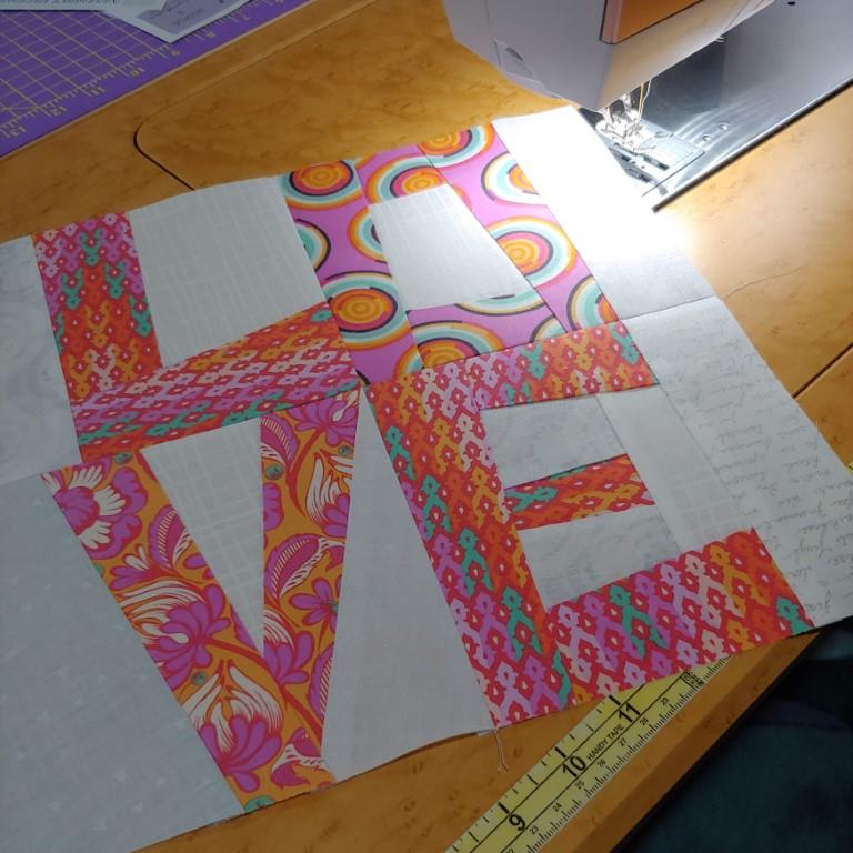 Moda Blockheads 3 - Block 5
