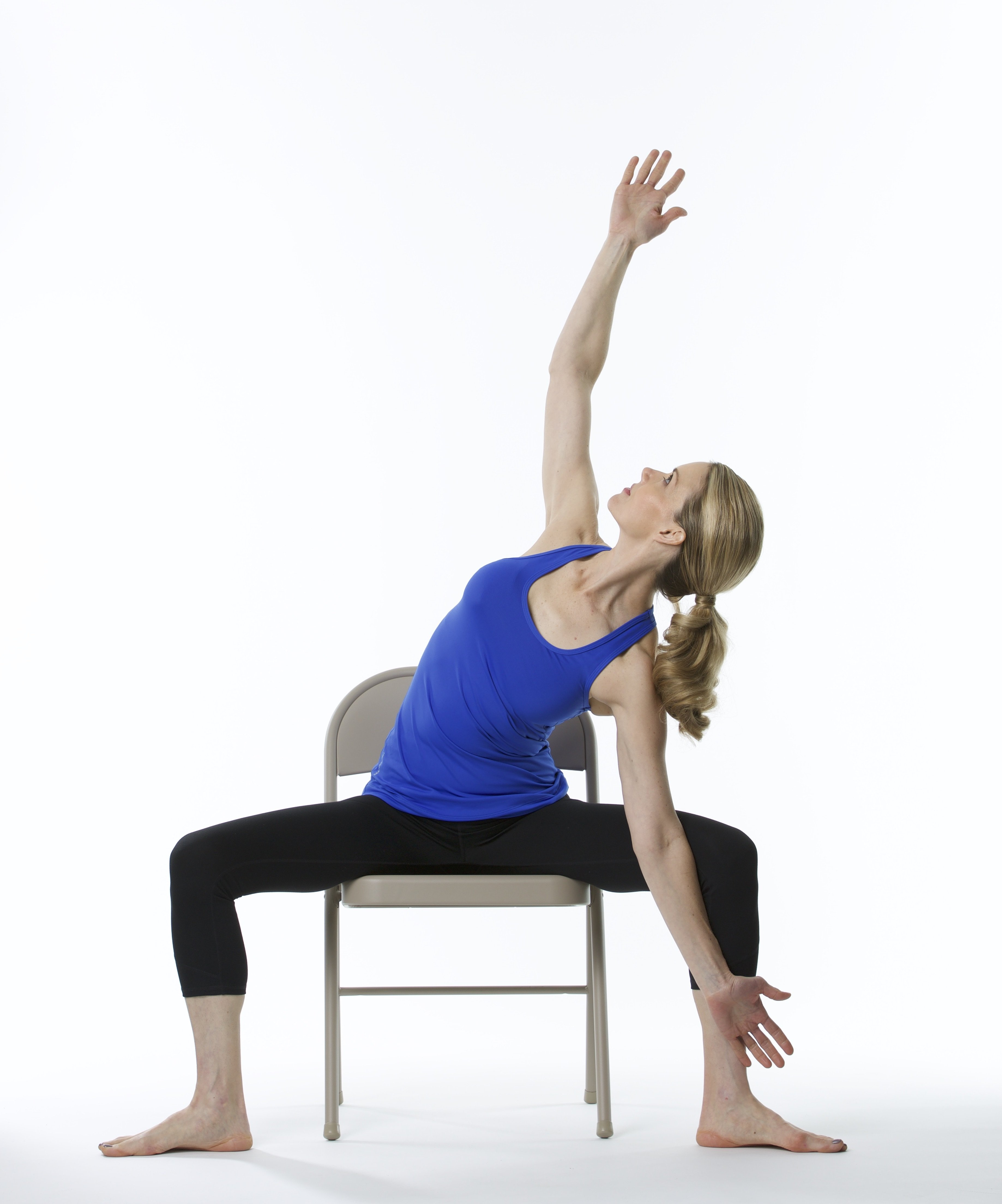 Get Started With Chair Yoga Practice Yoga Anywhere