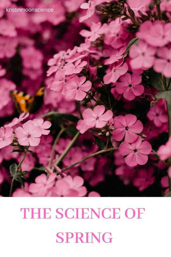 Spring has finally arrived. Trees and plants are blooming, flowering bulbs are emerging from the ground, and the birds have returned. But how and why do these seasonal changes take place? How does a plant know it's Spring? Come learn about the science of Spring.
