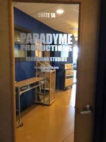 Paradyme Productions' Front Door