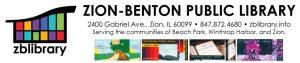 Zion-Benton Public LIbrary Logo