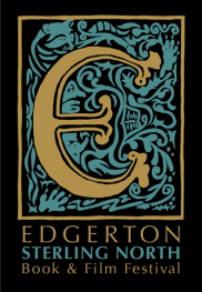 Edgerton Sterling North Book & Film Festival Poster