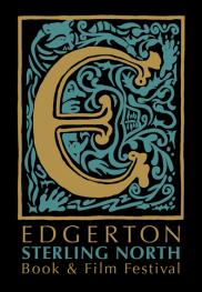 Edgerton Sterling North Book & Film Festival Poster