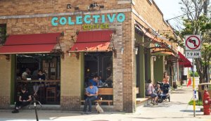 Colectivo Coffee storefront