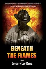 Beneath the Flames Book Cover