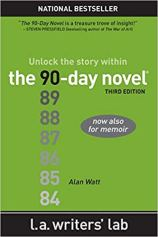The Cover of Alan Watt's The 90-Day Novel