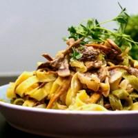 Färsk vs torkad pasta
