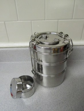 To-go Ware tiffin and snack container