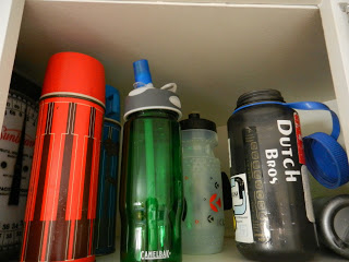Day 26: Water Bottles