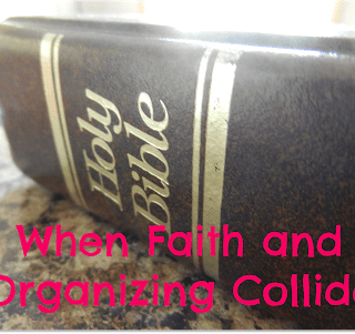 When Faith and Organizing Collide