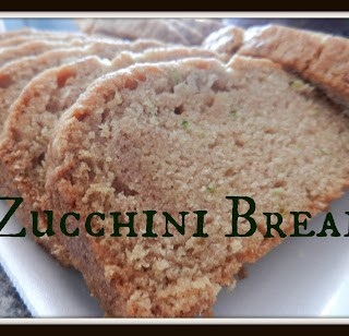 Delicious Zucchini Bread Recipe