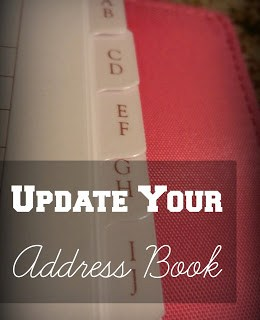New Year, New YOU: Tip #8 – Address Book