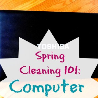Spring Cleaning 101: Computer