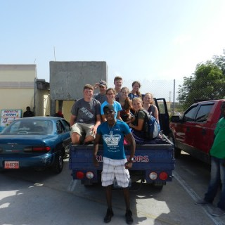 Dan's Youth Group Mission Trip To Haiti