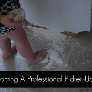Becoming A Professional Picker-Upper